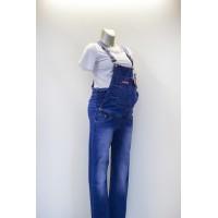 Комбинезон джинс для беременных
