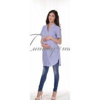 Туника для беременных летн